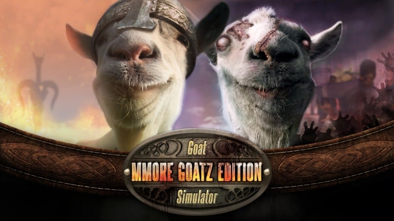 Goat Simulator: Mmore Goatz Edition Now Available On Xbox ...