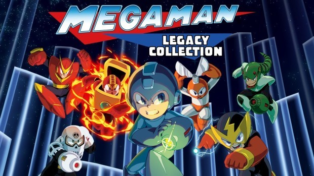 Mega Man Legacy Collection Might Be One Release on Switch