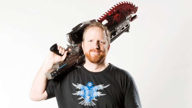 Rod Fergusson Gears 4 Voice Actor