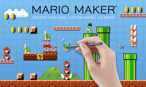 Nintendo Switch Super Mario Bros. Maker