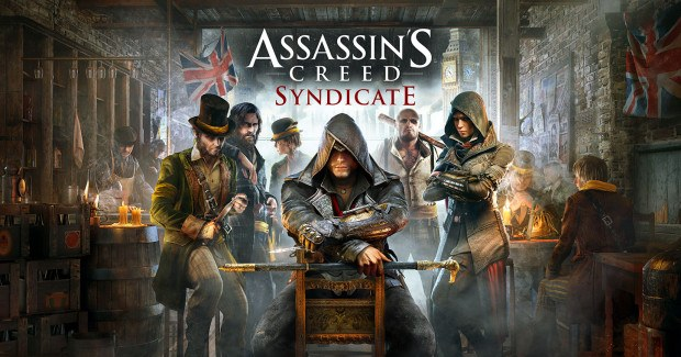Assassin's Creed: Syndicate Cover Art