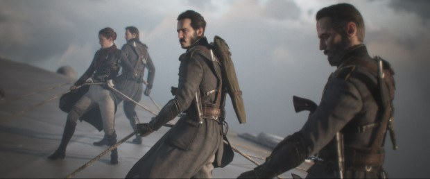 The Order 1886 4 GameStop