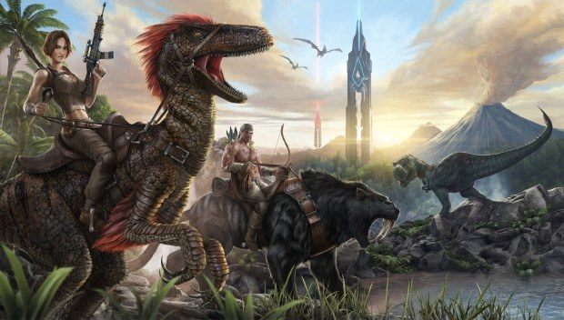 ARK: Survival Evolved Update