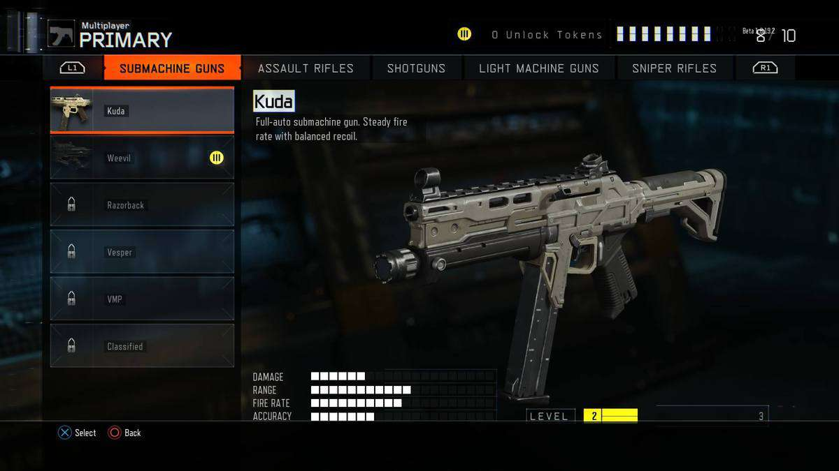Call of Duty: Black Ops 3 Beta Weapons Revealed | SegmentNext