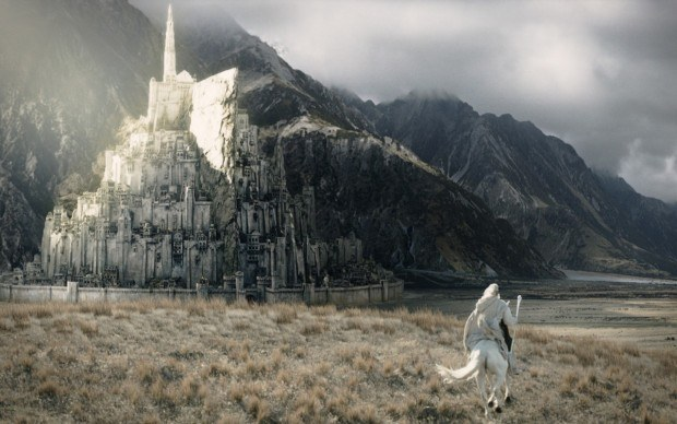 Lord of the Rings : Minas Tirith