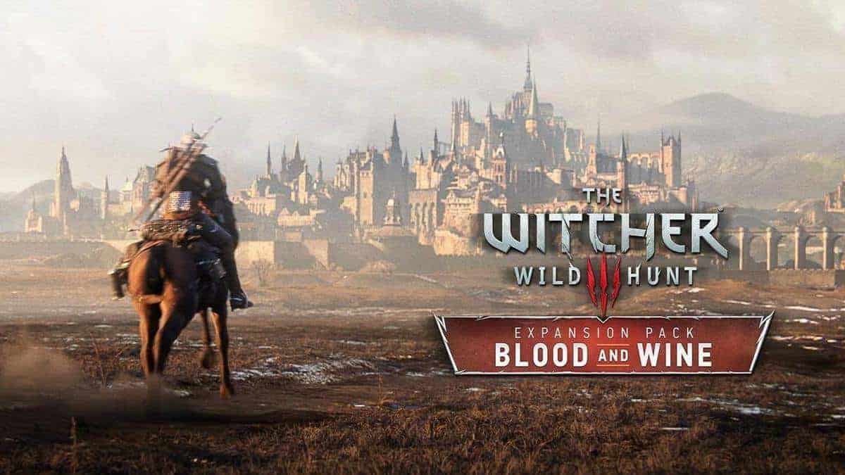 The Witcher 3 Blood and Wine Quest Blood Run Guide