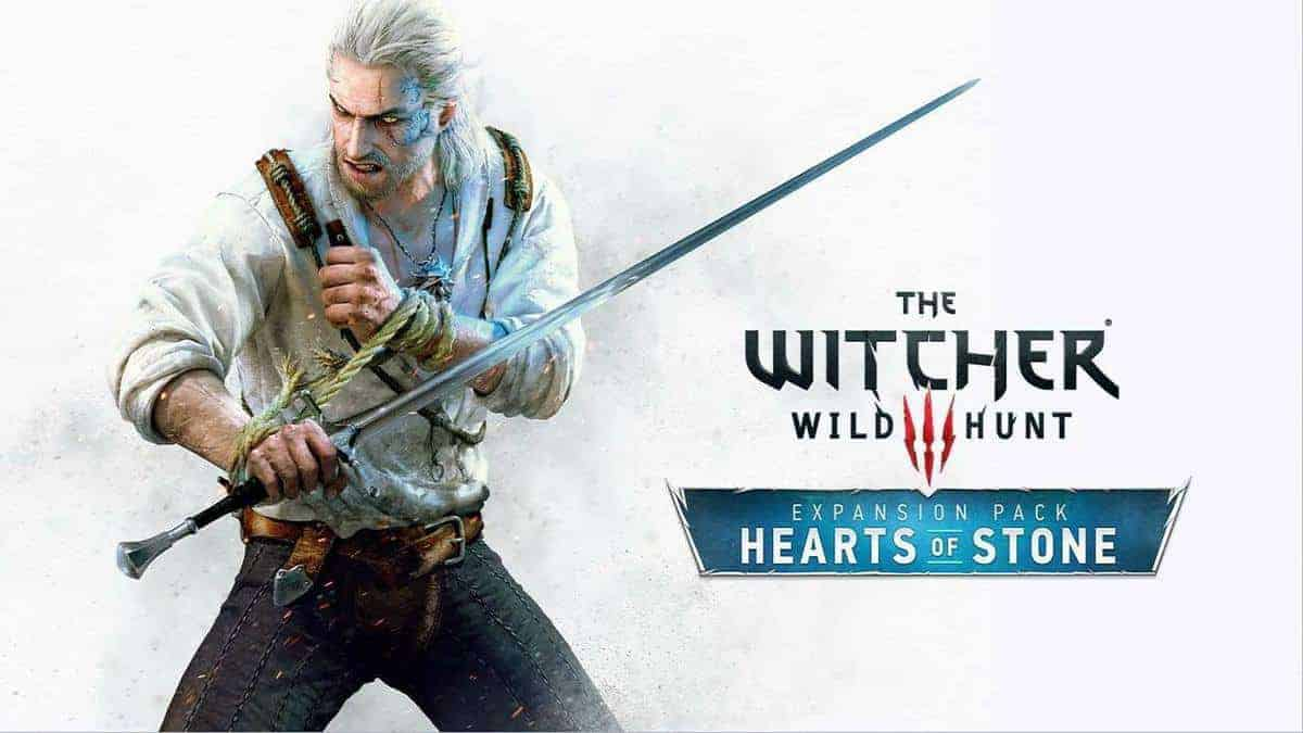 The Witcher 3 Expansion Hearts of Stone
