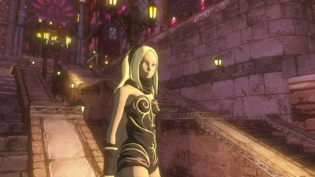 Gravity Rush 2 Fly me into the Storm