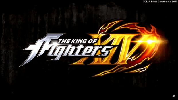 King of Fighters XIV trailer
