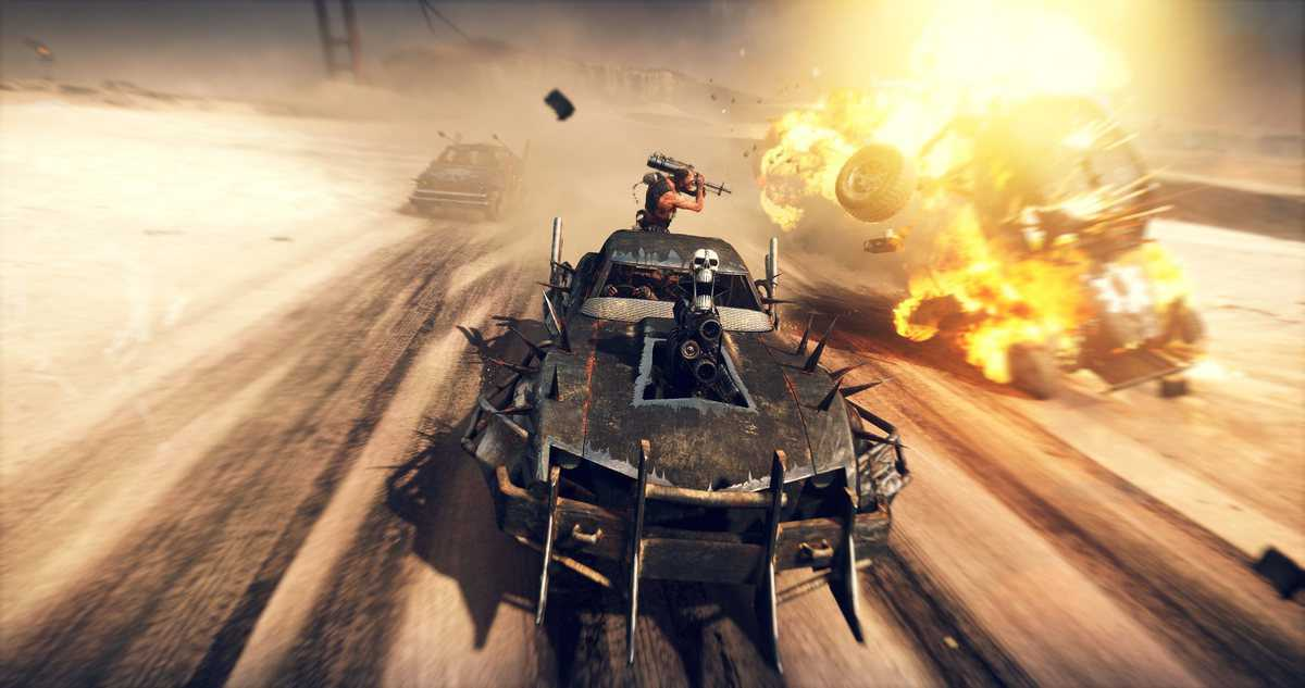 Mad Max Top Dogs Boss Battles Rust Is The New Black Guide