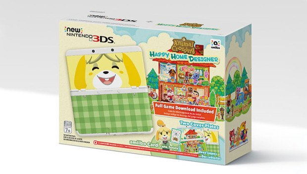 New Nintendo 3DS Animal Crossing Bundle