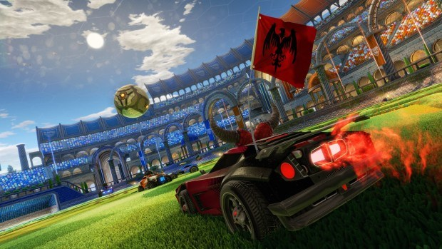 Rocket League v1.12