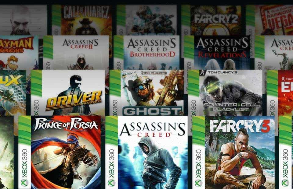 Ubisoft Wants to Know Which Games You Want for Xbox One Backwards Compatibility