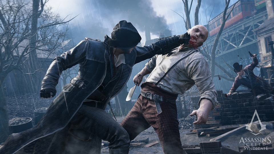 Assassin's Creed Syndicate Train Hideout Missions Guide