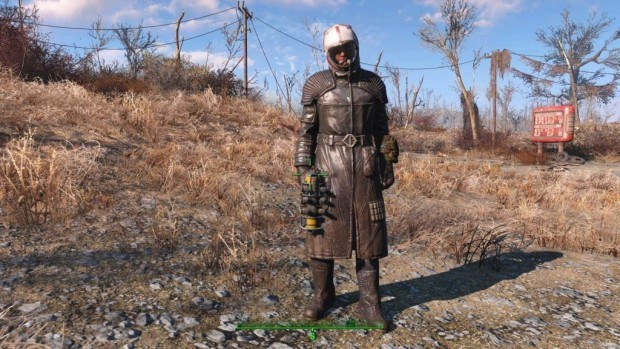 Fallout 4 characters