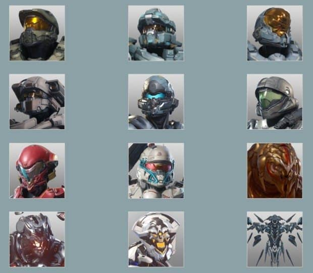 Xbox One is Getting Halo 5 Guardians Gamerpics