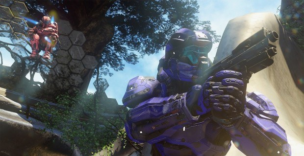Halo 5 on Xbox One