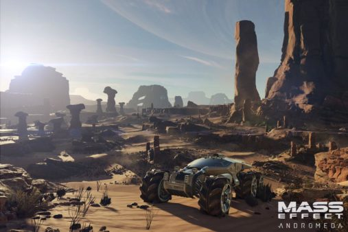 Mass Effect Andromeda Behind The Scenes