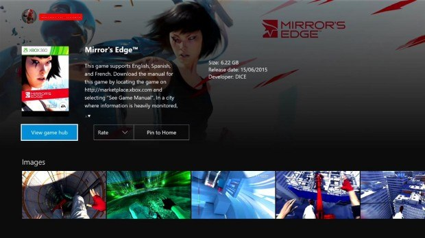 Mirrors-edge-backwards-compatibility