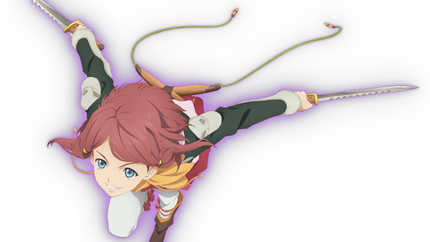 Tales of Zestiria Rose-
