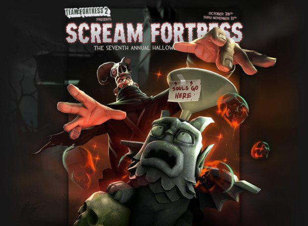 Team Fortress 2 halloween