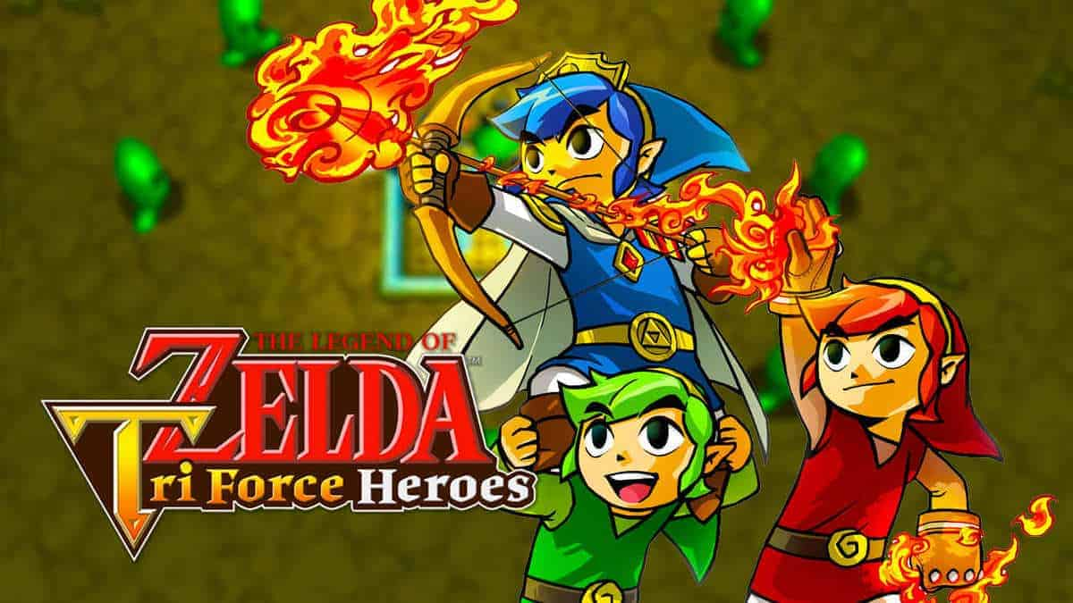 Zelda: TriForce Heroes Boss Battle Guide – Tips and Strategy