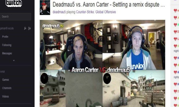Deadmau 5 Counter Strike