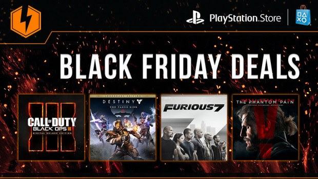 PSN Black Friday