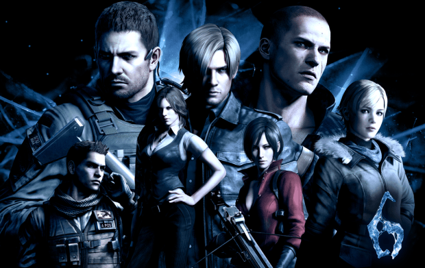 Resident Evil HD Remasters