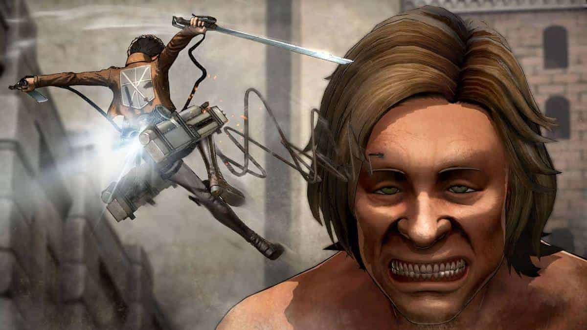 Attack On Titan 3DS game