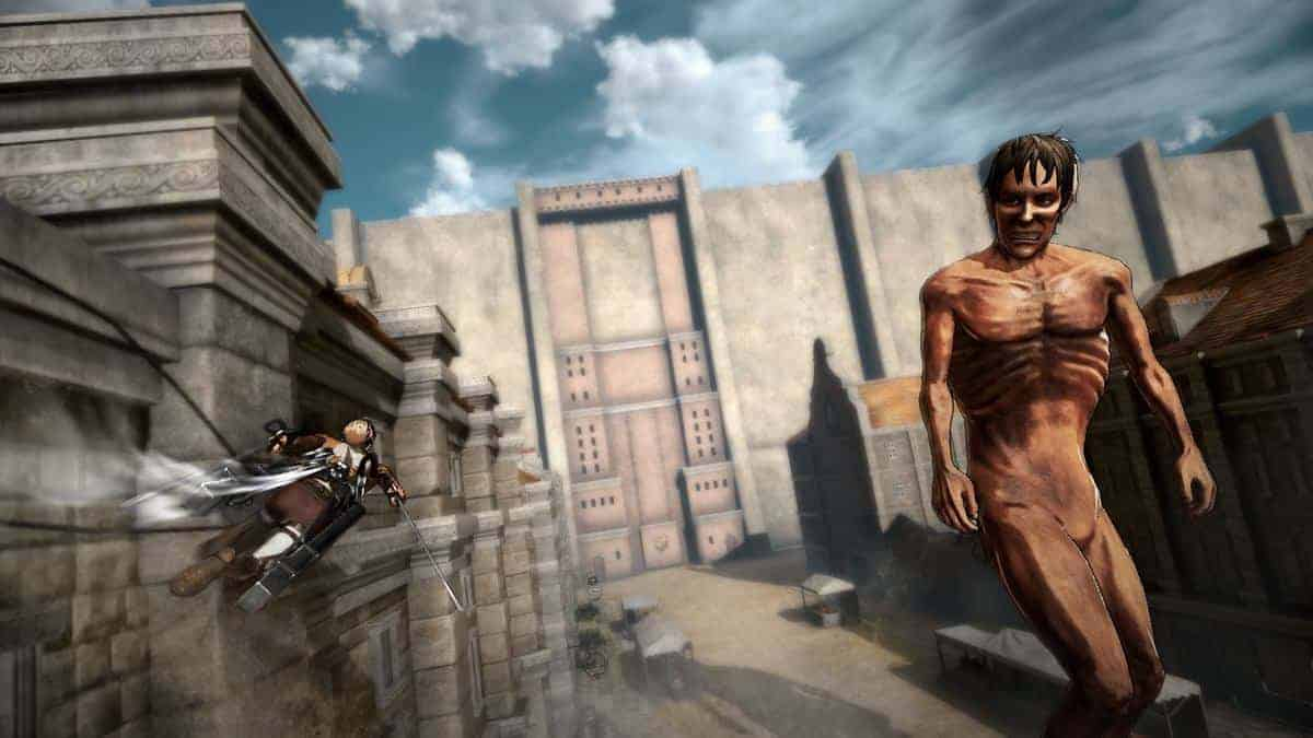 Attack On Titan North American Release Date Announced