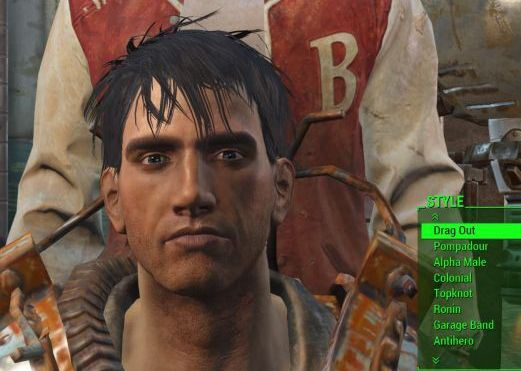 Fallout 4 Secret Hairstyles Unlock Guide – How to Change Your Hairstyle