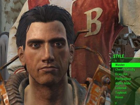 how to change your level fallout 4