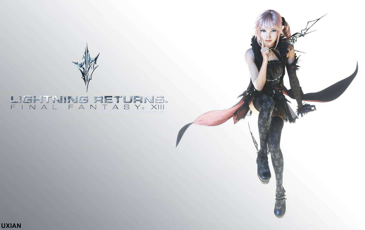 Lighting Returns Final Fantasy XIII