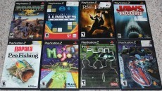 PS2 disks for PS4