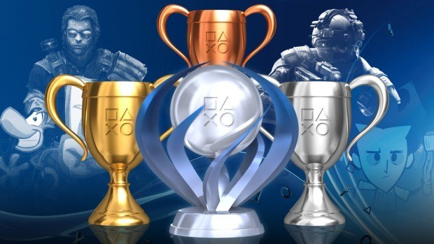 PS4 Trophies