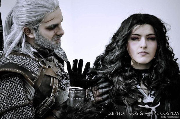 Top Cosplays of the Week: Geralt and Yennefer, Johanna from