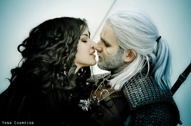 Cosplay The Witcher 3c
