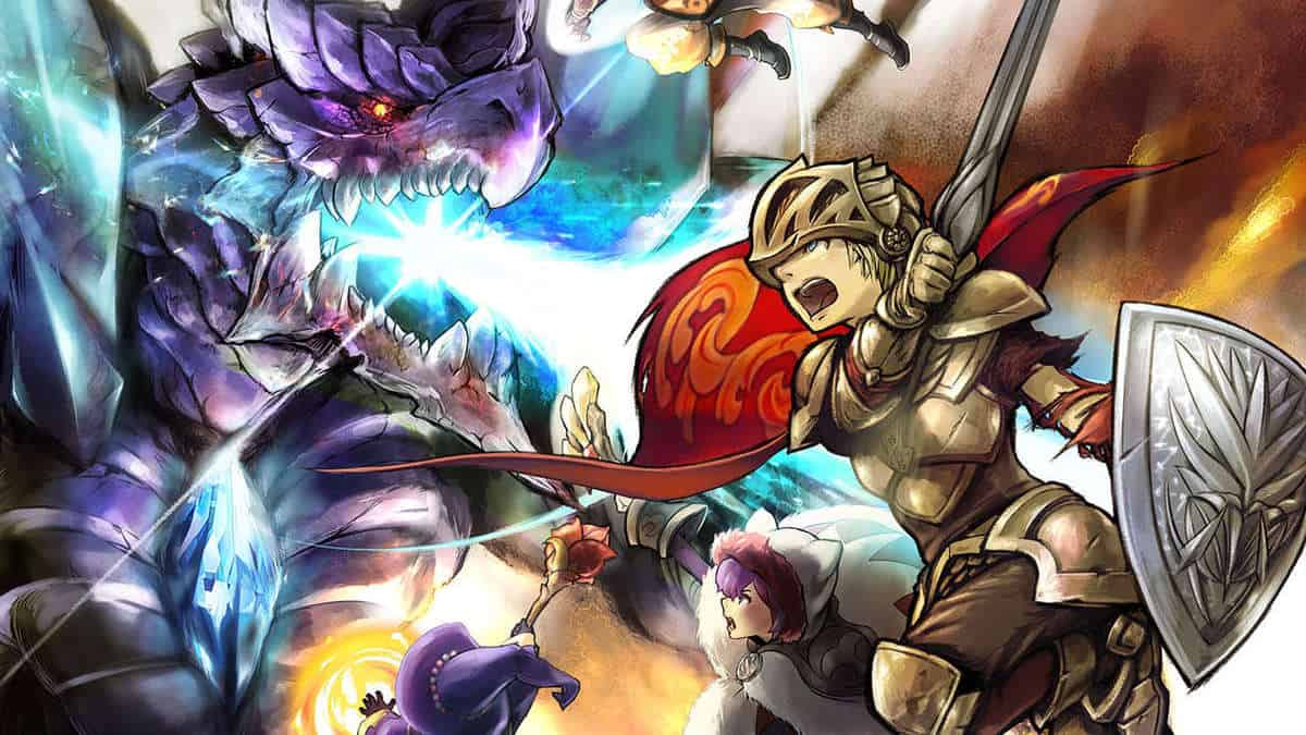 Final Fantasy Explorers-
