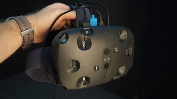 HTC Vive delay