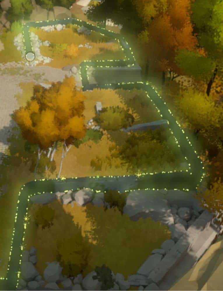 The Witness Hidden Puzzles Solutions Guide