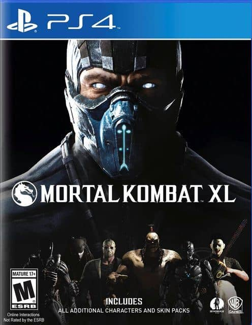 Mortal Kombat XL #1