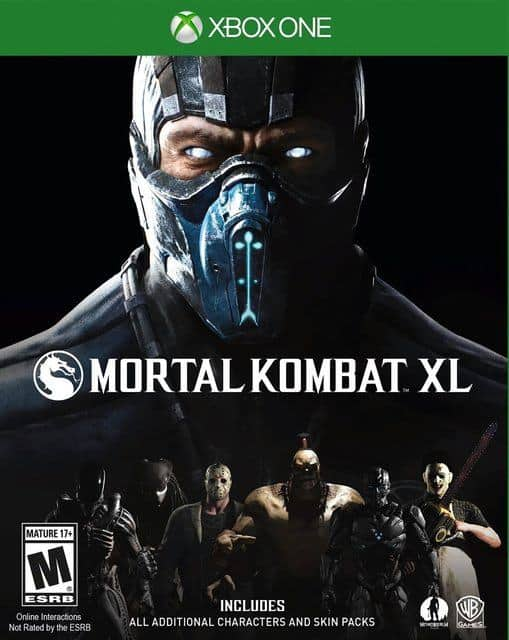 Mortal Kombat XL #2