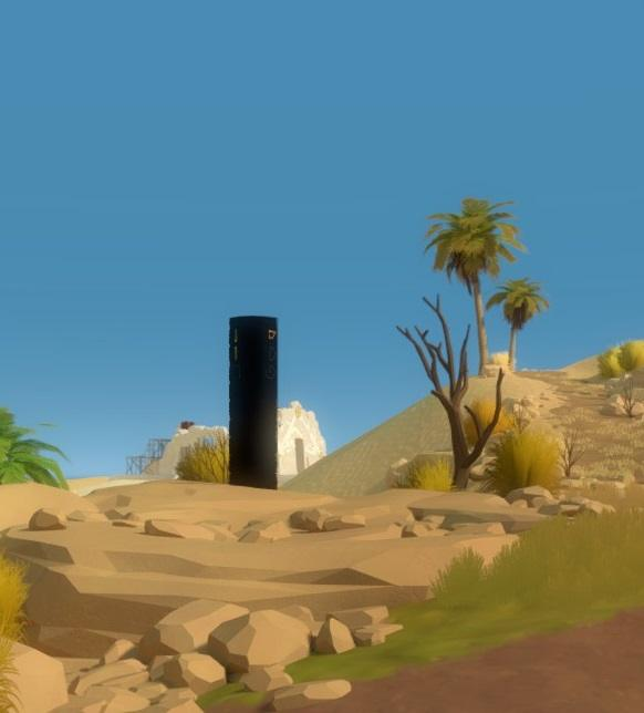 The Witness Obelisk Puzzles Locations Guide
