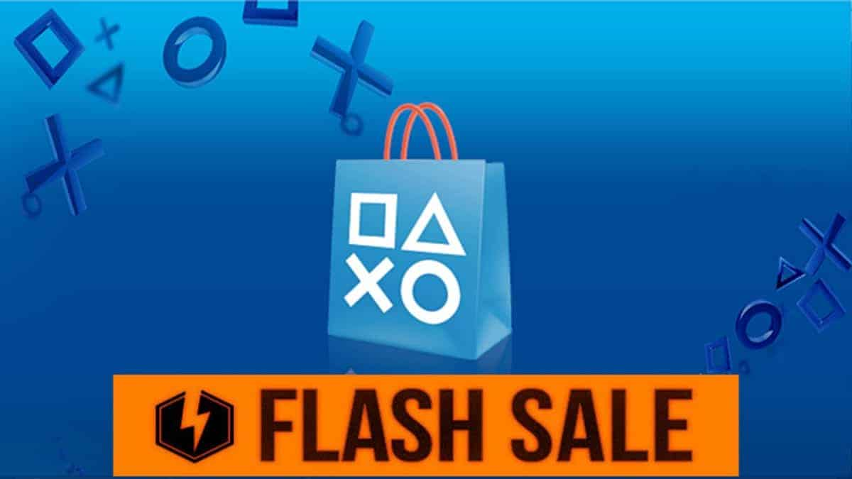 PSN Winter Flash Sale