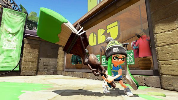 Splatoon Version 2.7.0