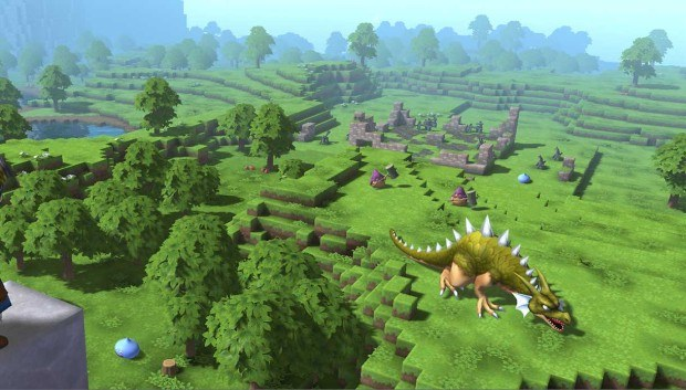 Dragon Quest Builders Farming and Fishing