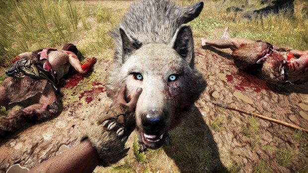 Far Cry Primal Animals