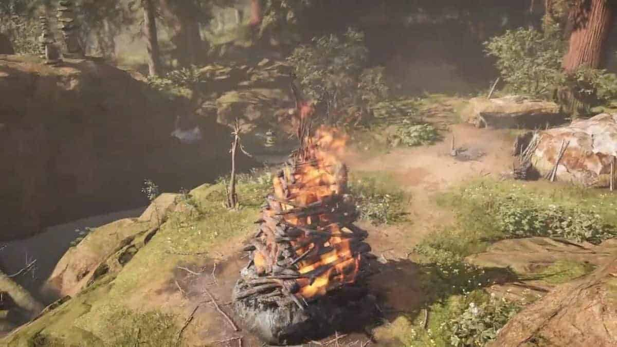 Far Cry Primal Bonfires