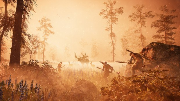 Far Cry Primal Hunting